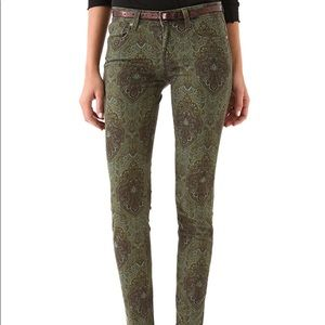 Paige Paisley Jeans $189